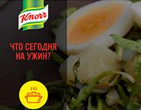 Специальный проект для Knorr
