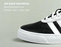 Adidas Sell Sheets
