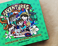 Singapore Botanic Gardens Board game