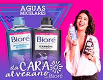 Da Cara al Veranocon Bioré®