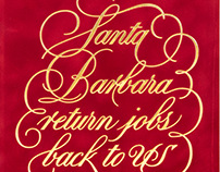 Santa Barbara return jobs back to US