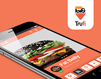 Trufi. | Mobile App