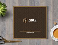 """Каталог напольных покрытий """"Finex"""". Catalog Wood Floor"""