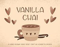 Vanilla Chai Font