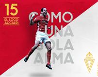Real Murcia Rebranding