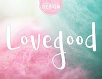 FREE Lovegood Font