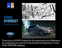 "FORD EVEREST ""FRIEND REQUESTS"" #newfordeverest"