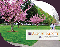 University of Western States Annual Report, 2017