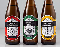 Capital Brew Student Project