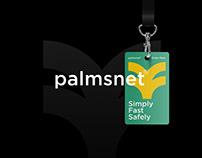 Palmsnet® | Brand Identity