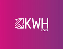 KWH power logo