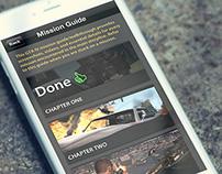 UI & Interaction: GTA IV Walkthrough