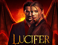 LUCIFER season 5 unofficial poster