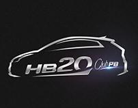 Logomarca hb20clubPB