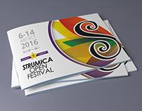 Strumica Open Festival 2016 branding
