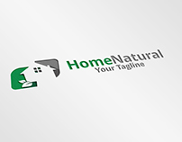 Home Natural | Logo Template | [FOR SALE]