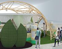 3D Conexão Estação Natureza - Boticário