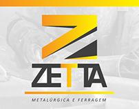 Zetta - Metalúrgica e Ferragem