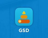 GSD - A Fun To-do App
