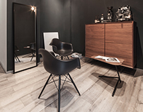 BAILAS CONTEMPORARY COIFFURE – Interior Design