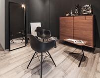 BAILAS CONTEMPORARY COIFFURE – Interior Design