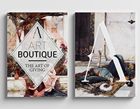Logo for Art Boutique