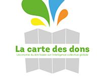 Logo : La carte des dons
