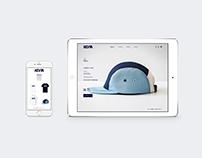KEVTA - Web Design
