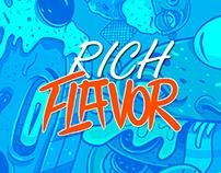 RICH FLAVOR