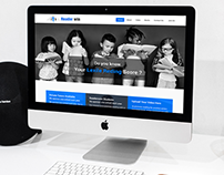 Website Design For Ngo Working for Free Education