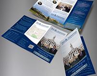 Hull & Zimmerman Tri-fold brochure