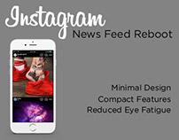 Instagram Newsfeed Reboot