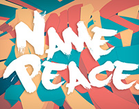 Digital // Name Peace