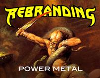 Rebranding Power Metal