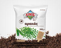 AINOS Frozen Vegetables