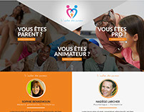 Ackwa Project - L'atelier des parents