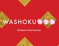 Washoku 1 2 3 Cookbook (2016)