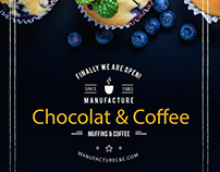 Menu Chocolate & Coffee