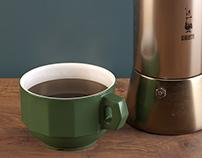 Coffee Maker - 3D Render