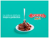 RANCHERA Mini - Pedacitos
