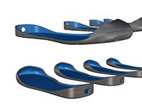 Mahabis shoe soles for Industrial 3d prototyping