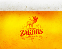 Zagros Mountain Beer