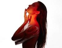 Beauty Editorial - Madison Rhain