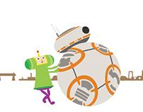 BB-8 Damacy