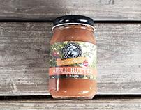 Bluestone Mountain Farm Product Labels