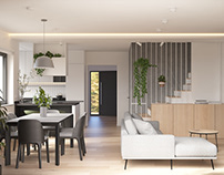 """IN THE FOREST"" Modern Apartment 