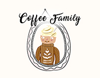COFFEE FAMILY / CROPS TOPS