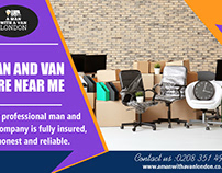 Man and Van Hire near me