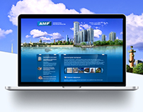 Web Design AMF Site