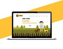 A Cerca - Responsive Web Design
